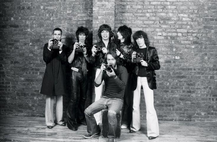 The Rolling Stones / Photo by Ken Regan #Cameras #Portrait