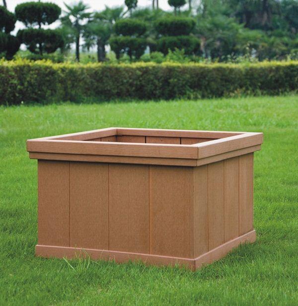 Deck Flower Box: 96 Best Images About WPC Planter Pot