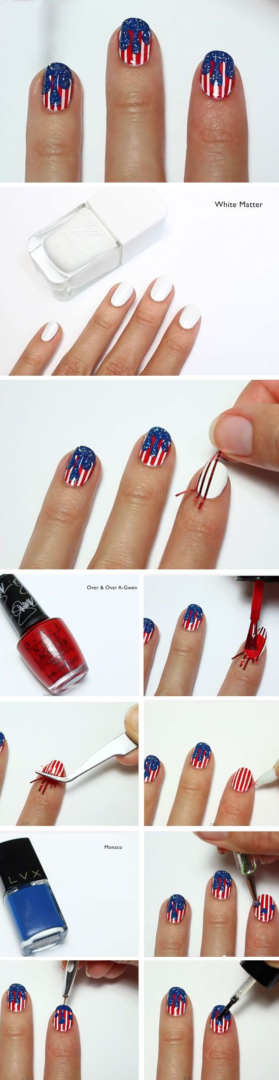 413 best Nails images on Pinterest | Nail art designs, Nails design ...