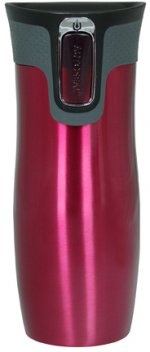Contigo Travel Mugs don't leak at all. The best travel mugs ever!
