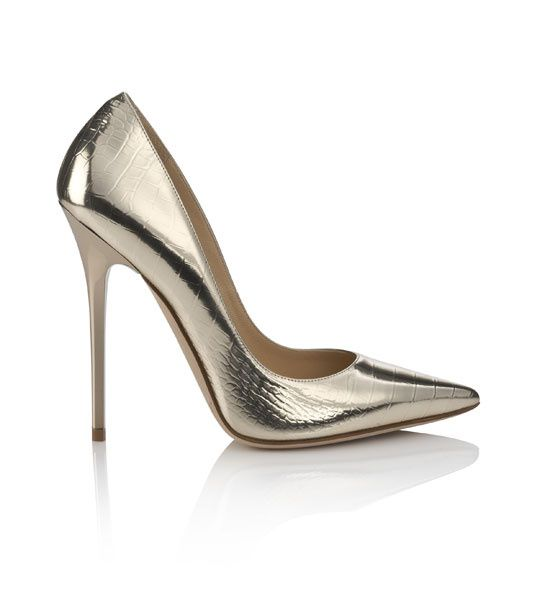Escarpin Anouk de la collection mariage 2015 de Jimmy Choo