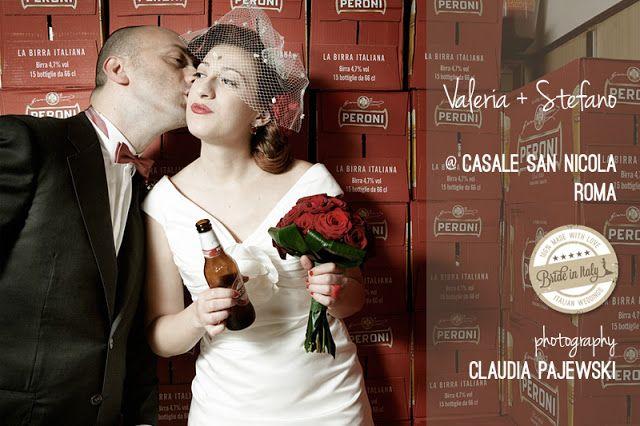 Matrimonio non convenzionale, vintage, burlesque   ©2011 Spose Non Convenzionali, Come le Ciliegie, Claudia Pajewski