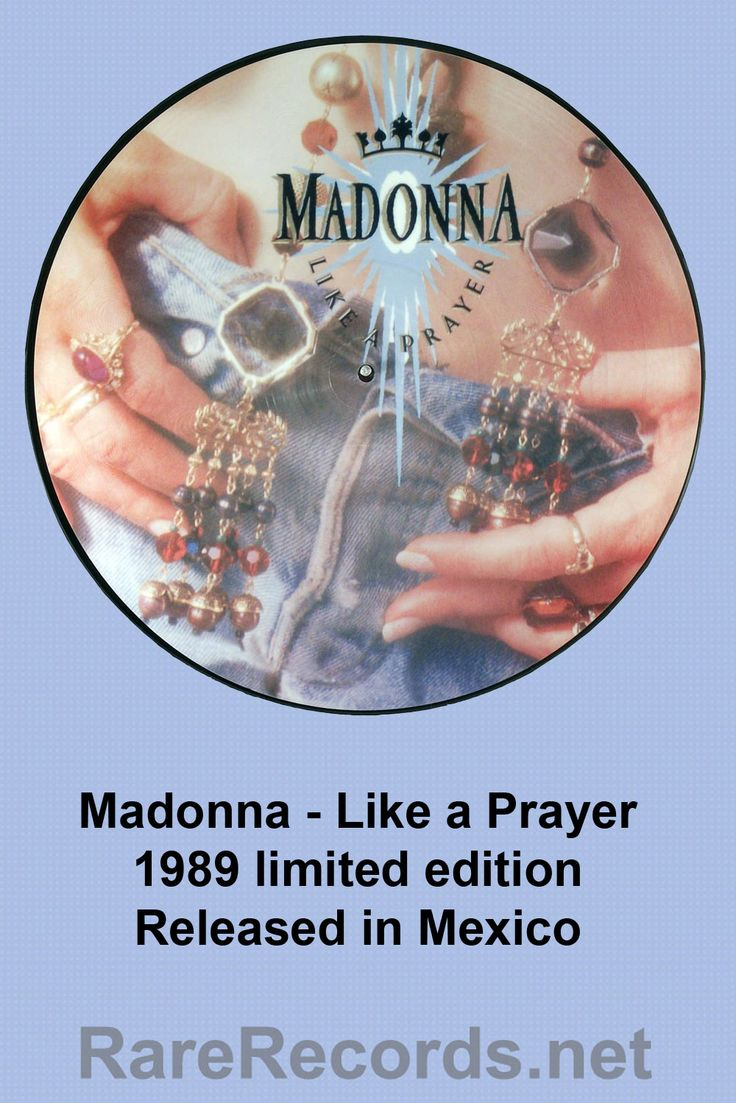 like a prayer by madonna There are a handful of locations which i have continually searched for hours (okay, days) on end until i found them the ultimate madonna video location i have looked for many years was like a prayer.