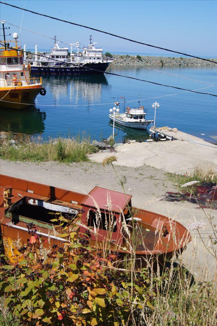 #Çayeli #Rize #Sea #Fishingboat