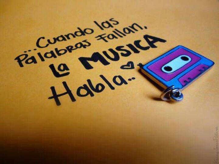 Musica...