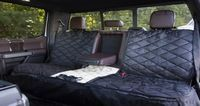 Plush Paws Products® Custom Seat Cover with Detachable Hammock [Pickup Trucks]