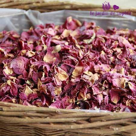 Pétale de rose séchée pour décoration ou senteur.  #rose #pétale #senteur #séchée