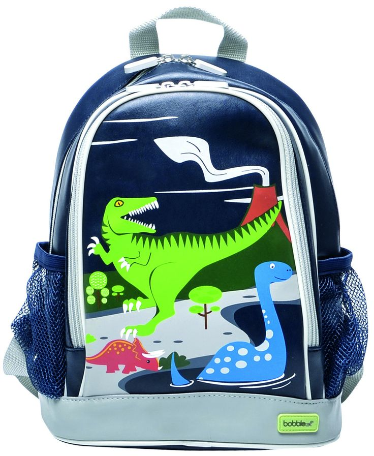 Bobble Art Dinosaur Small PVC Backpack www.partytwinkle.com.au FREE delivery on minimum purchase