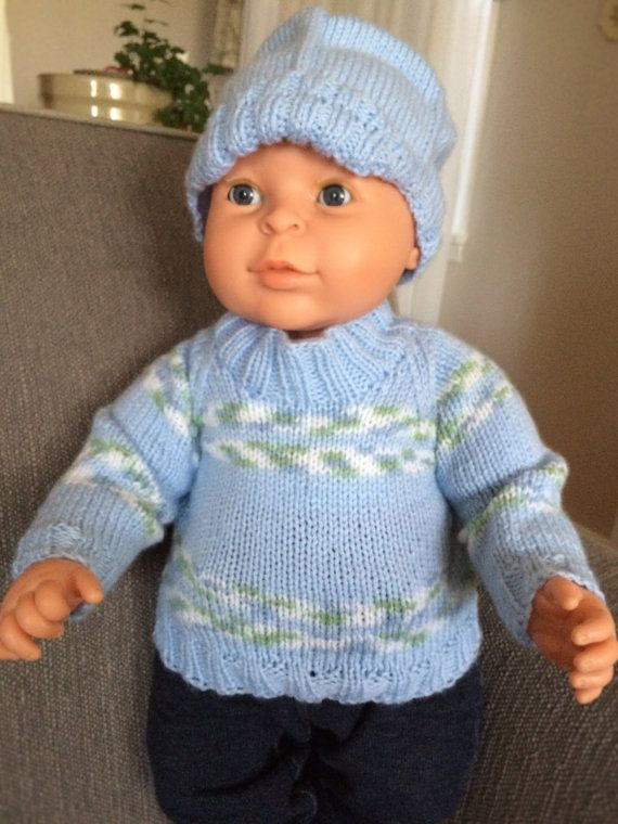 Going Home Set Baby Boy Knitted Baby Boy Clothes Baby Boy