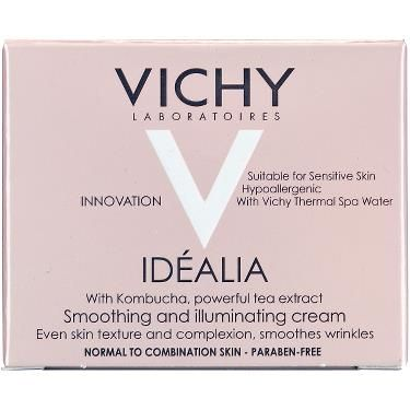 Vichy Idealia Ansigtscreme 50 ml, Normal/kombineret hud