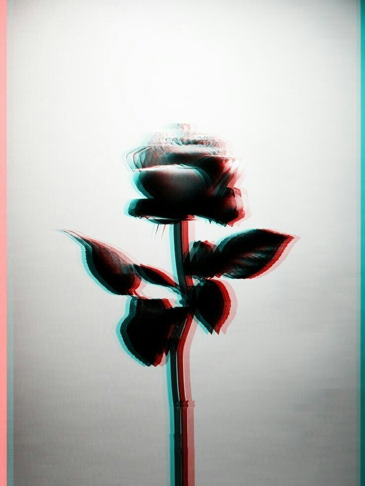 Black To The Pink Glitch Wallpaper Aesthetic Iphone Wallpaper Black Aesthetic Wallpaper