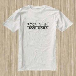 Accel World 01B4 #Accel World #Anime #Tshirt