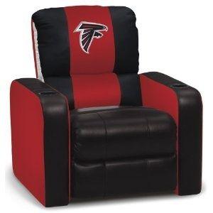 Atlanta Falcons Leather Seat
