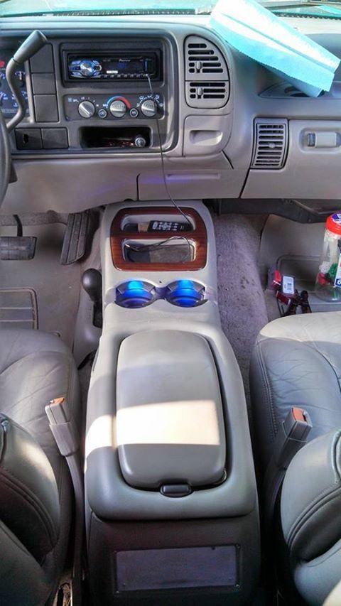 Denali console w/Floor Shifter | Tahoe 4x4 | Chevy tahoe ...