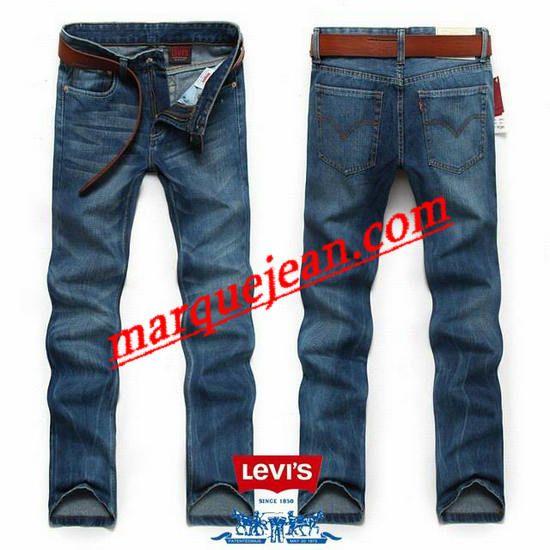 Vendre Jeans Levis Homme H0072 Pas Cher En Ligne.