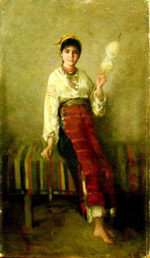 Nicolae Grigorescu-Logofeteasa