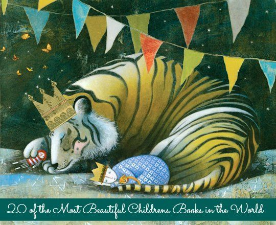 20 of the Most Beautiful Children's Books in the World