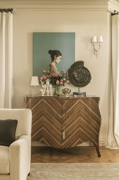 Phillip Silver - Interior Designer - San Francisco - Contemporary - Living Room