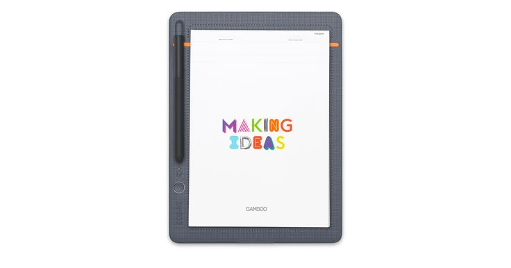 Wacom Bamboo Slate lets you digitally capture handwritten notes on your iPhone or iPad. Buy online now at apple.com.