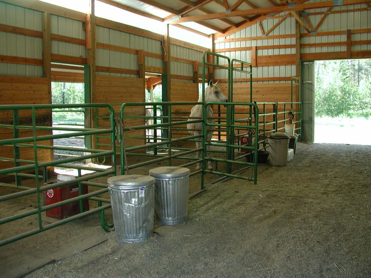 Horse stalls like the idea of farm pannels horse barns pinterest farms a goat and stalls - Small farming ideas that pay off ...