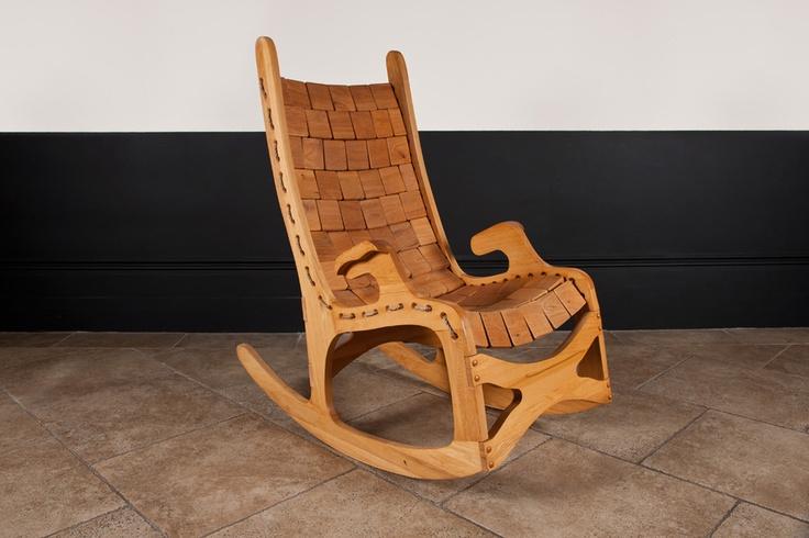 Chair - 1970s Rocking Chair - rocking-chair
