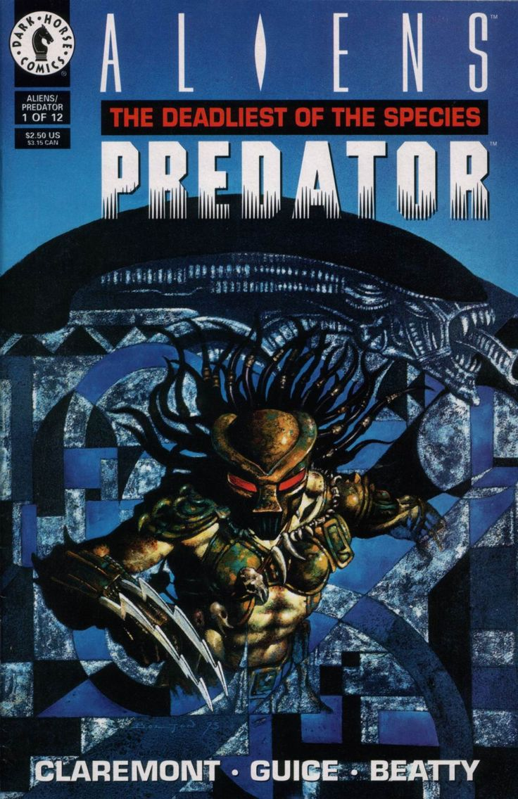 Read Chapter 01 online | Read Aliens Vs Predator Deadliest Of The Species online | Read Comic Books Online Free