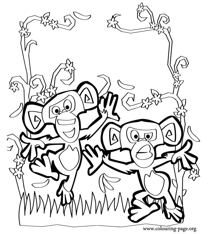 christmas coloring pages madagascar - photo#40