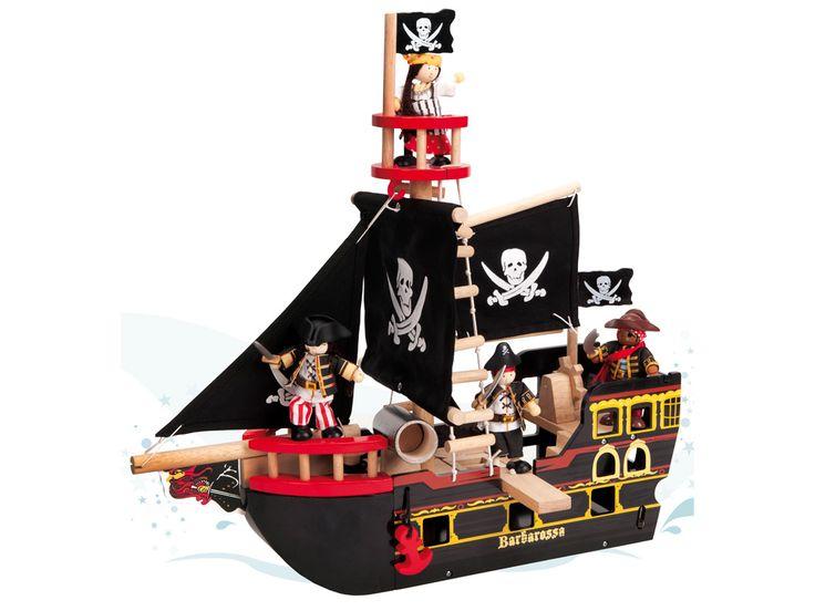 Piratskepp Barbarossa