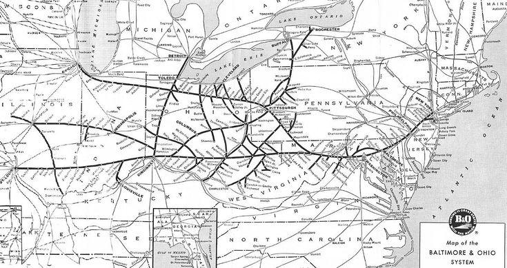 Baltimore and Ohio Railroad - Wikipedia