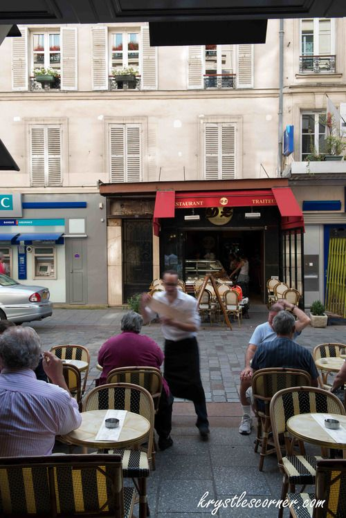 Le Petit Cler Paris www.krystlescorner.com
