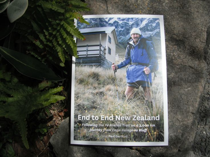 """""""This is a colourful and exciting book following my 3,000 km journey walking the length of New Zealand, from Cape Reinga in the on the tip of the North Island, to the small coastal town of Bluff at the very bottom of the South Island.  Over 152 days this journey unfolds chapter by chapter, as I walked, climbed and scrambled my way through some of the most beautiful countryside available in New Zealand."""""""