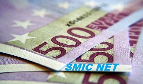 En 2013, le SMIC net moyen a été revalorisé à 1 121,71€ contre 1 118,36€ en 2012.