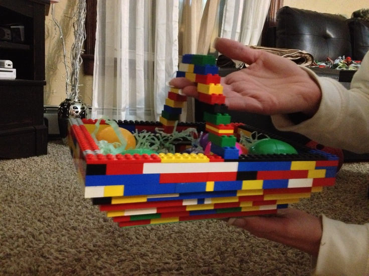 9 best images about lego easter 2015 ideas on pinterest niece trying to think of creative easter ideas for our niece and nephew my husband got negle Images