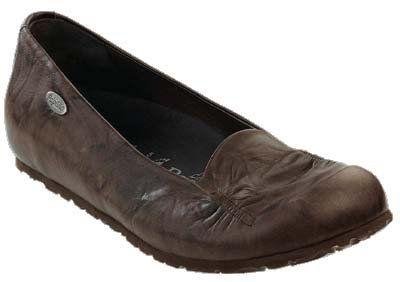 Papillio Schuhe ''Keele'' aus echt Leder in Brown: Amazon.de: Schuhe & Handtaschen