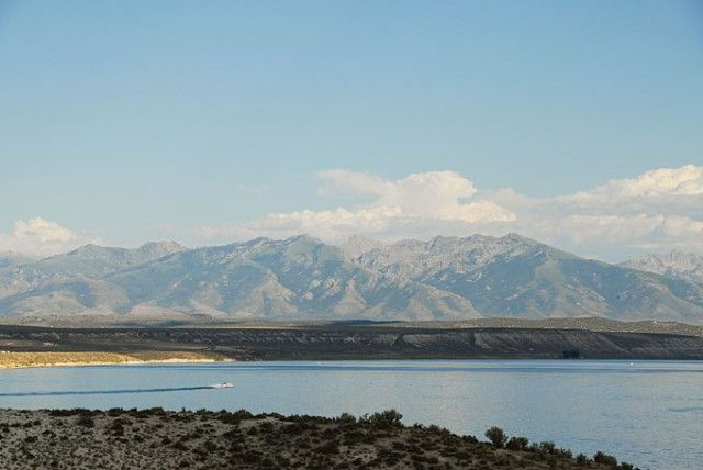 Spring Creek NV - South Fork State Recreation Area: camping, boating, boat launch
