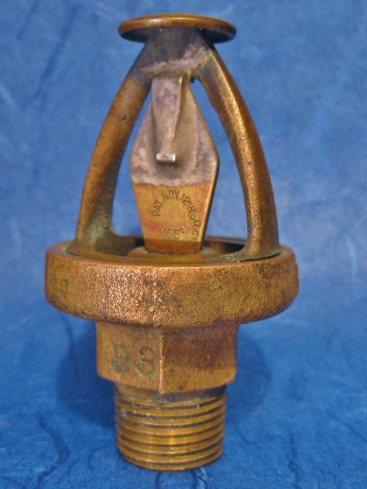 Bells Fire Safety : Best historic fire sprinkler bells images on pinterest
