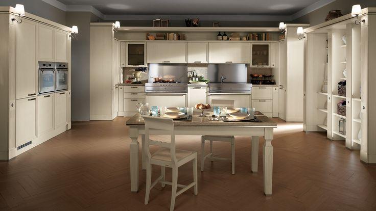 Cucina classica Grand Relais | Sito ufficiale Scavolini
