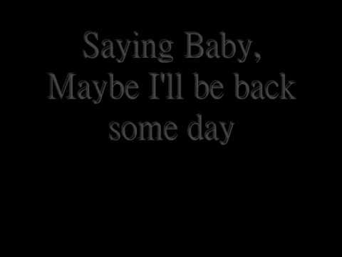 One of my favorite songs.  My first lyrics video.  A few typos but owell.  Enjoy.