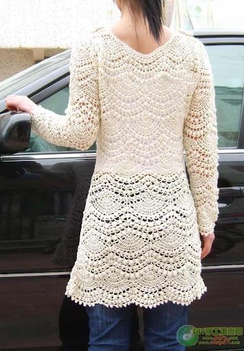 crochet... Esta increible, quiero uno.