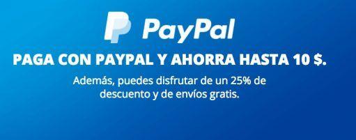 Aliexpress permite pagar con Paypal y con 10$ de descuento de regalo  Todas y todos los compradores estamos hoy de enhorabuena, y es que el gigante asiático del comercio electrónico nos va a permitir pagar con nuestra cuenta de Paypal.   #aliexpress #chollos #compras #paypal #regalos