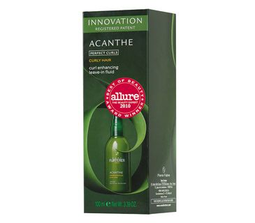 Rene Furterer Acanthe Perfect Curls Curl Enhancing Leave-in Fluid  Take hydration an extra step with a leave-in conditioner infused with natural acanthus and avocado oil extracts that help curls take shape and restore their full bounce. $26