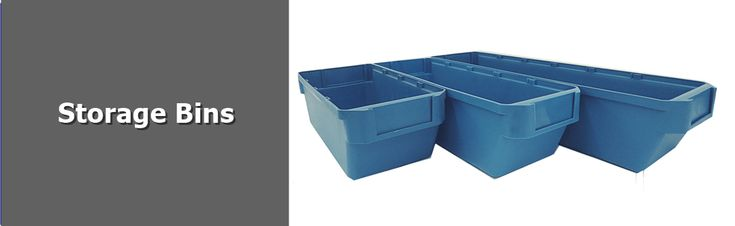 All bins and dividers have the option of adding an ID card/label at the front or back of each bin with a protective window available. Dividers help to organise different parts into one bin for increased storage location.