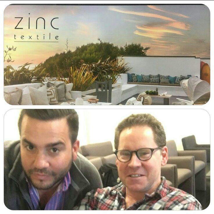 Dekor Group con el creador de Zinc Textile