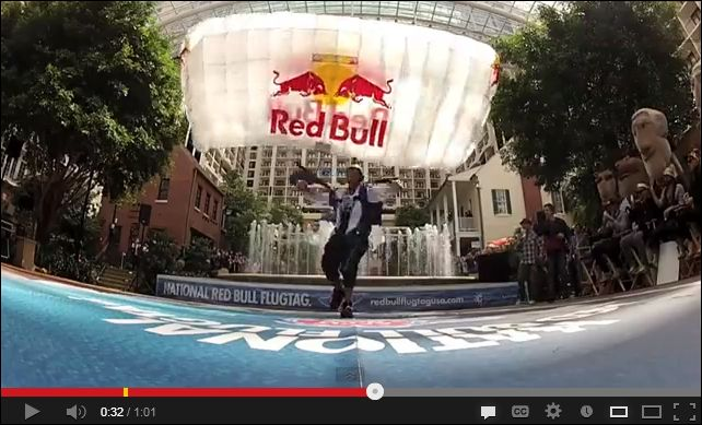 """Simply Measured: """"Red Bull has built their brand using social media, and been extremely successful at engaging social audiences across all the major networks. This has made it the model that many brands turn to when looking to establish a cohesive social presence."""""""