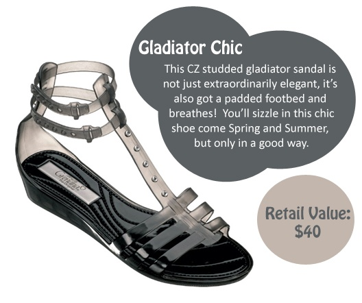 my favourite Grendha Jelly sandals.