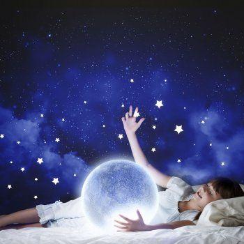 Aprende a interpretar los sueños de tu hijo con este diccionario de sueños.