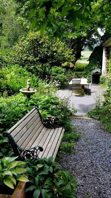 Old Wesley Dale Garden Northern Tasmania