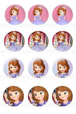 A Princesa Sofia 3 - Cia dos Gifs