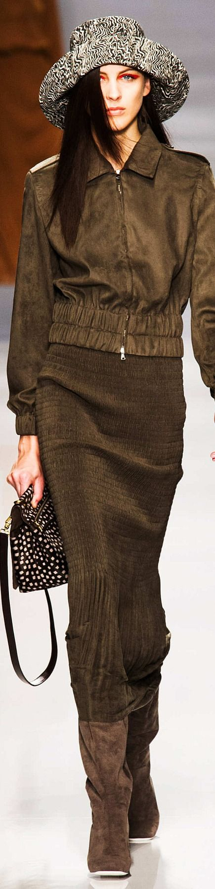 Max Mara Collection Spring 2015 | The House of Beccaria~