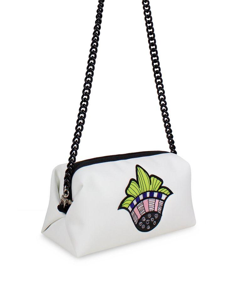 Mini bag a with chain - GOSHICO